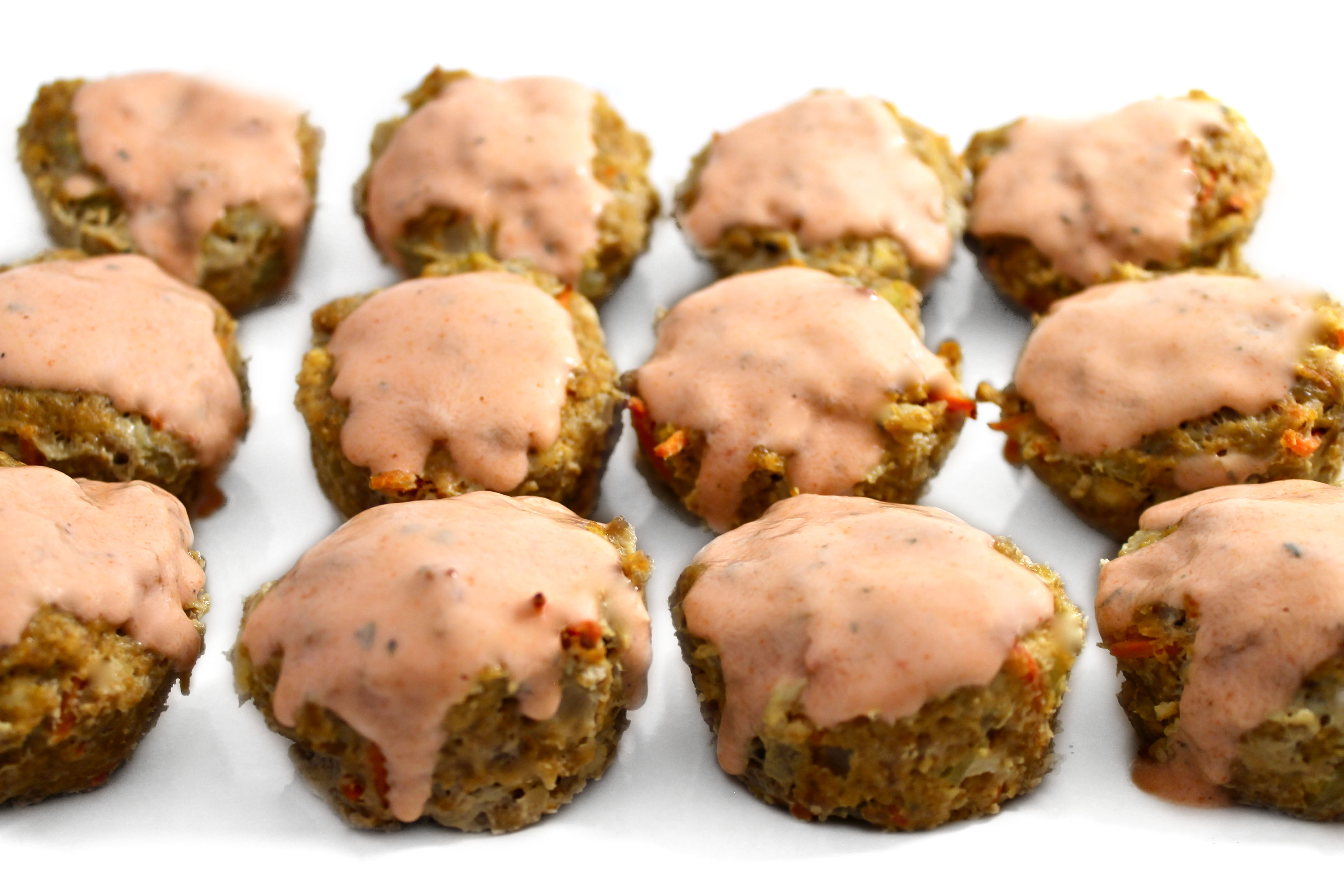 Skinny Buffalo Turkey Meatloaf Muffins with Weight Watchers Points ...