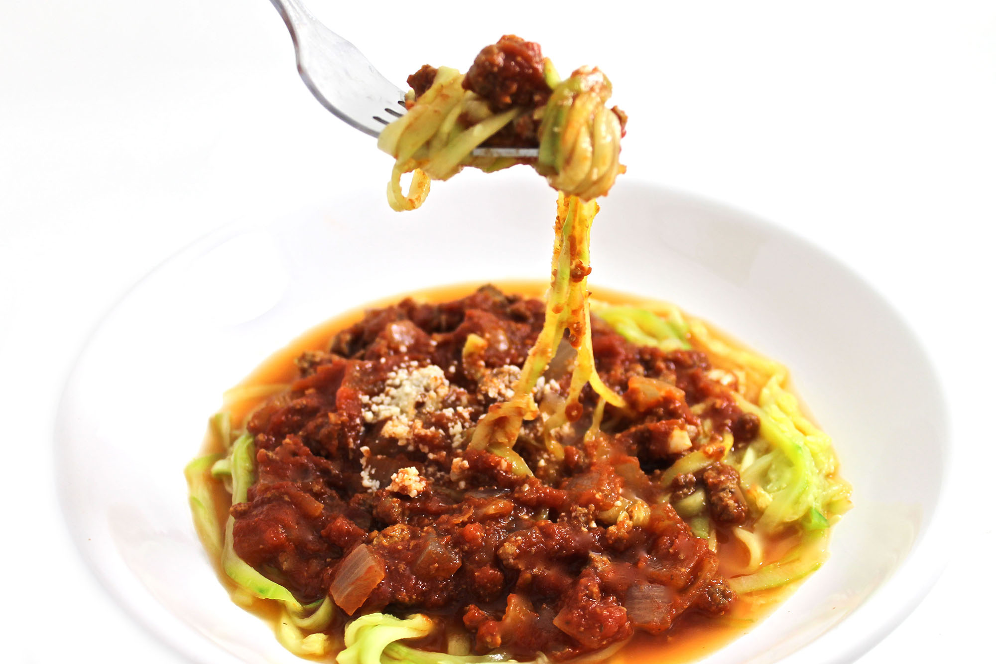 Crock-Pot Skinny Meat Sauce (Gluten-free) with Weight Watchers Points ...