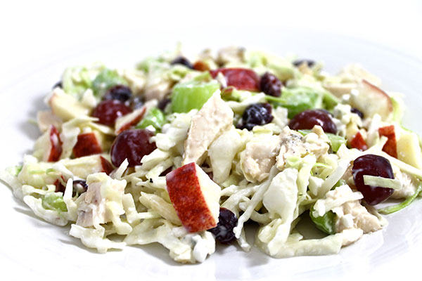 Chicken-salad-with-blue-cheese