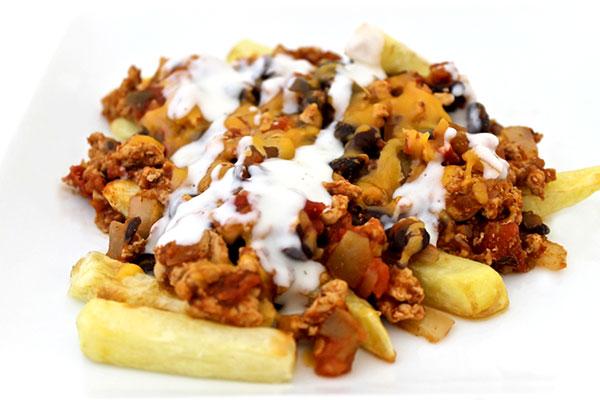chili cheese fries photo 2