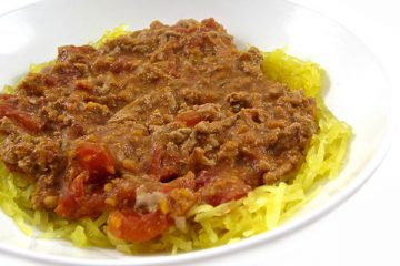 spaghetti-squash-with-meat-sauce