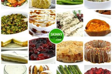 Skinny Kitchen Thanksgiving Round-up