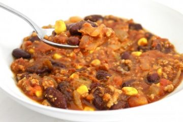 taco turkey chili