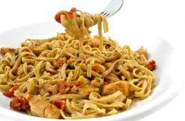 cajun chicken pasta photo