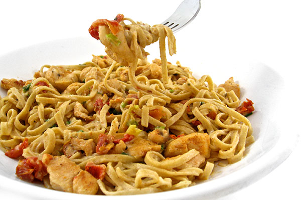 cajun chicken pasta photo