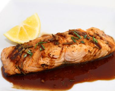 Balsamic salmon-1