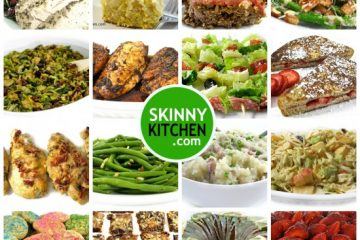 Skinny Kitchen Easter round-up