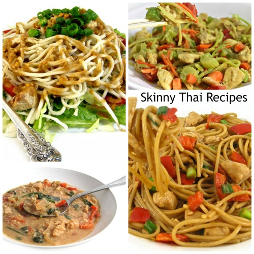 4 Skinnyfabulous Thai Dishes With Weight Watchers Points Skinny Kitchen