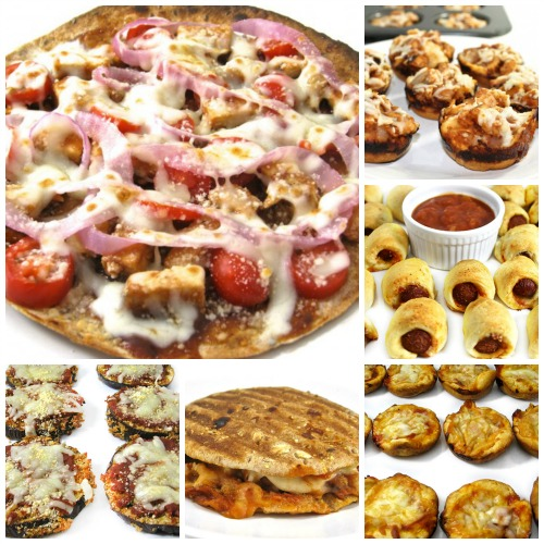 9 skinny pizza recipes photo