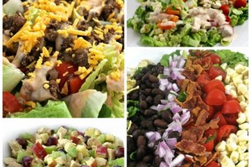 4 main course salads 1