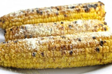 Garlic Parmesan Corn photo
