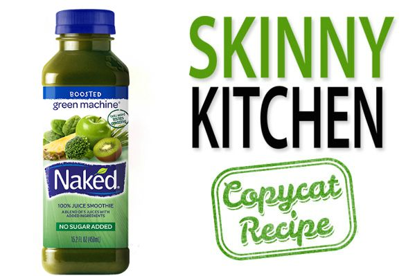 naked juice copycat