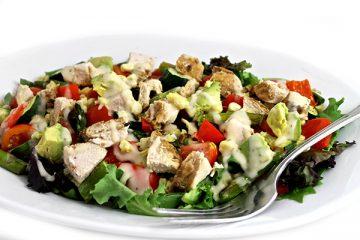 Fresh-corn-grill-salad