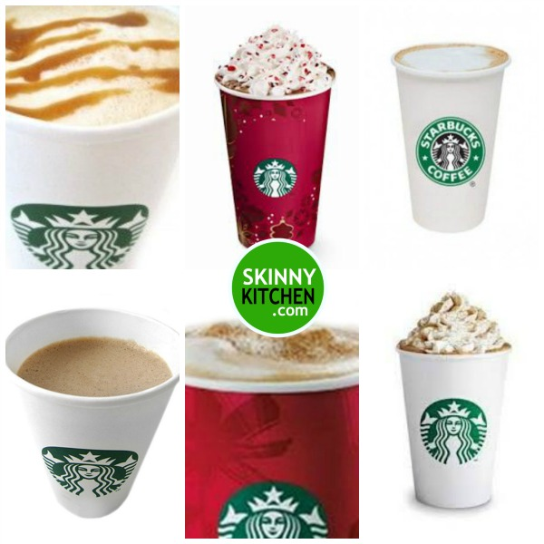 (Copy-cat) Starbucks Drinks