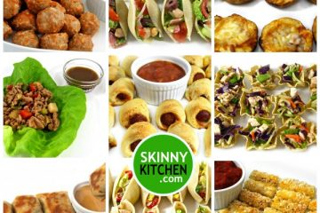 Skinny Bites for New Year!