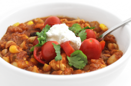 crock-pot chicken chili photopng