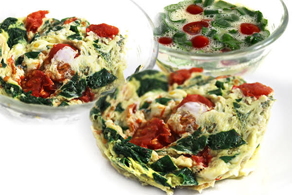 ... Microwave Skinny Omelette with Weight Watchers Points | Skinny Kitchen