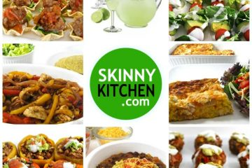 Skinny Mexican Fiesta for Olympics