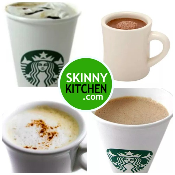 Starbucks Dreamy Hot Drinks Made Skinny With Weight