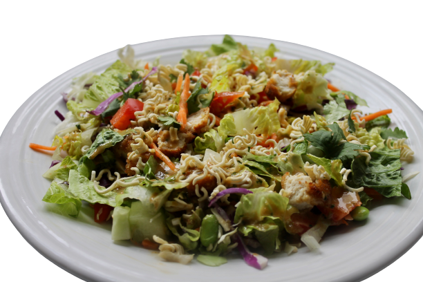 Cpk S Thai Crunch Salad With Peanut Dressing Copy Cat With Weight Watchers Points Skinny Kitchen